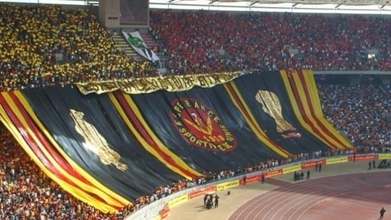 320 متفرجا من الترجي بملعب المهيري خلال الكلاسيكو مع النادي الصفاقسي