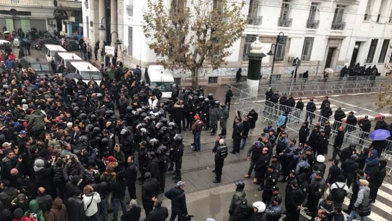 1490 mouvements de protestation et 72 cas et tentatives de suicide