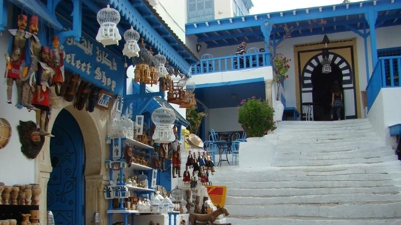 اتحاد عمال الجزائر- سياحة تونسية