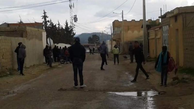 بودرياس:مصدر أمني يوضح تفاصيل حادث انقلاب سيارة التهريب وأسباب احتجاج الأهالي