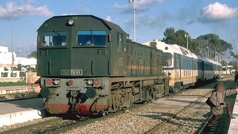 قطار جندوبة