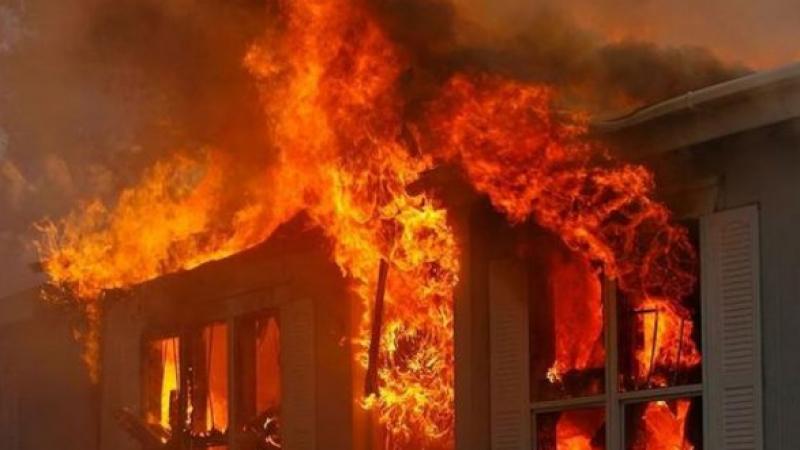 حرق مسجد