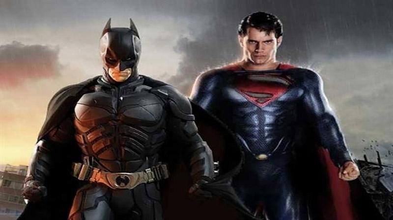 باتمان وسبايدرمان