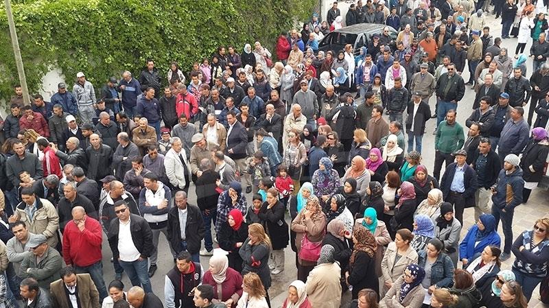 مطالبين بالتنمية والتشغيل: 30 ألف شخص يشاركون في مسيرة الكاف