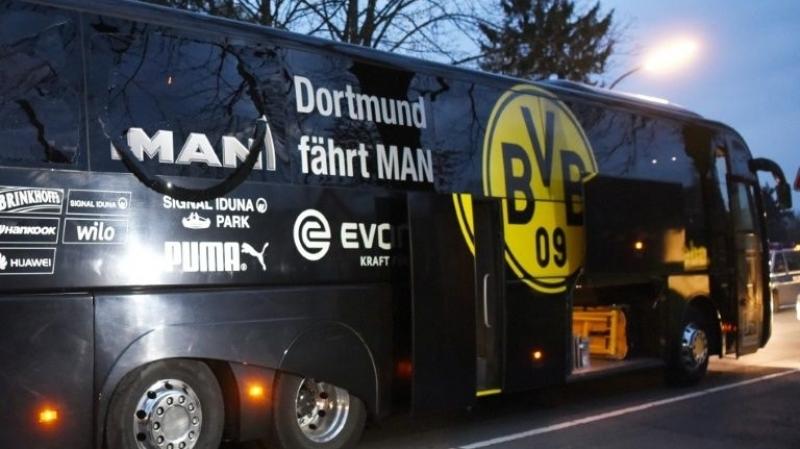 ألمانيا: ايقاف المشتبه به في الاعتداء على حافلة فريق دورتموند