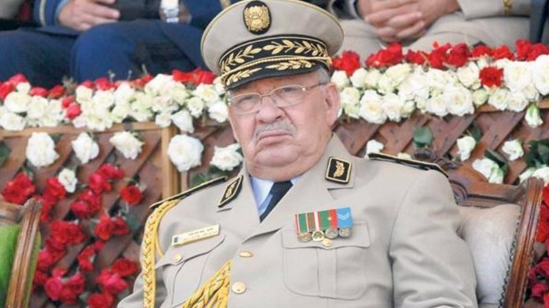 لفريق أحمد قايد صالح