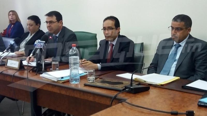 جلسة استماع صلب لجنة التحقيق في شبكات التسفير لبؤر التوتر