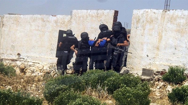 فرقة مكافحة الإرهاب