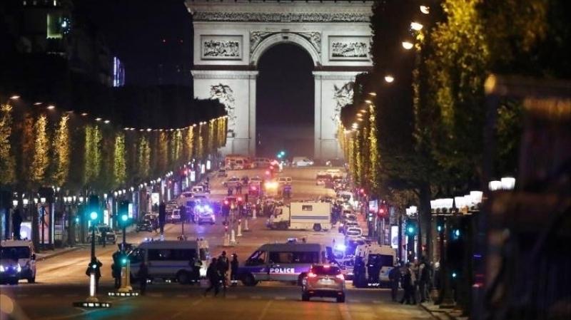 اعتداء باريس الإرهابي