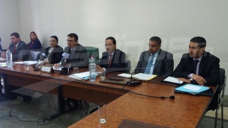اجتماع لجنة التحقيق البرلمانية