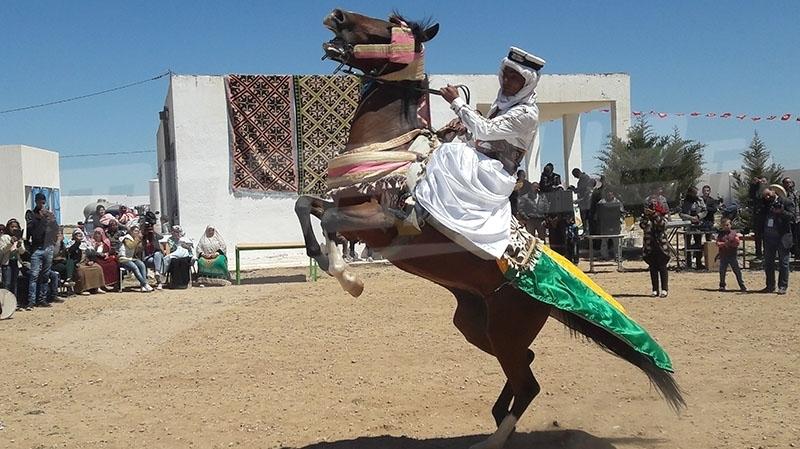 مهرجان في القصرين