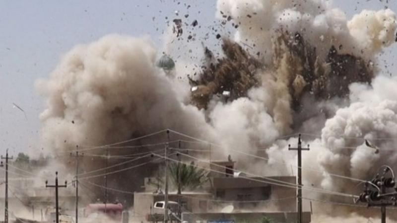 ثلاثة قتلى في قصف اسرائيلي على معسكر لمقاتلين موالين للنظام السوري