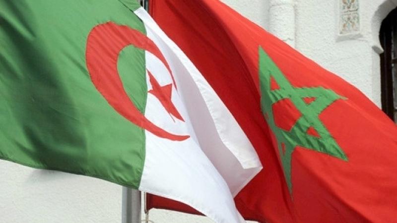 المغرب-الجزائر