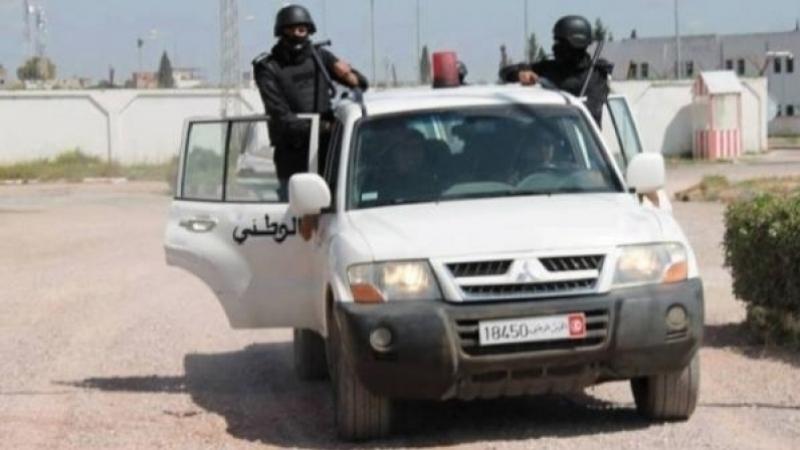 أريانة: القبض على تكفيريّين من أجل تنظيم موكب عزاء لإرهابيين