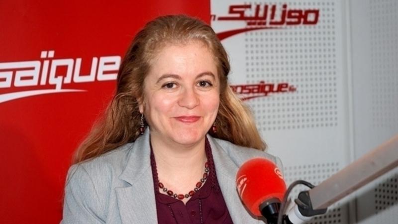 وزيرة الطاقة والمناجم
