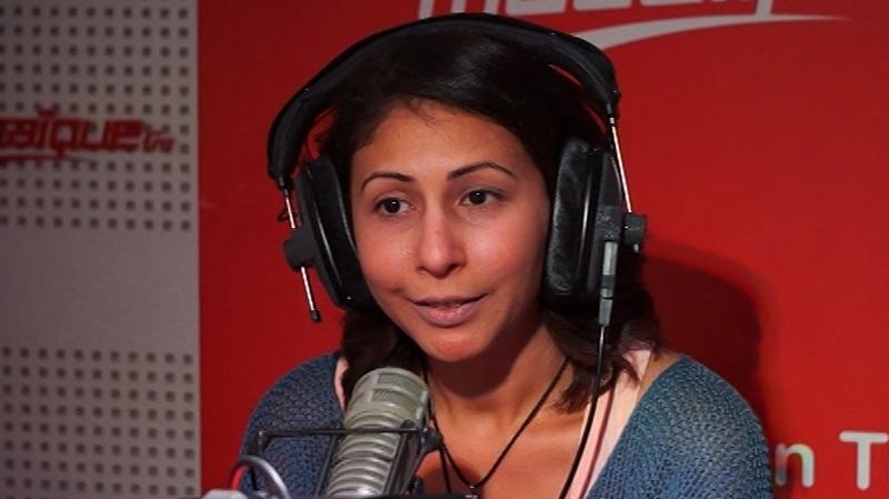 المخرجة إيناس بن عثمان