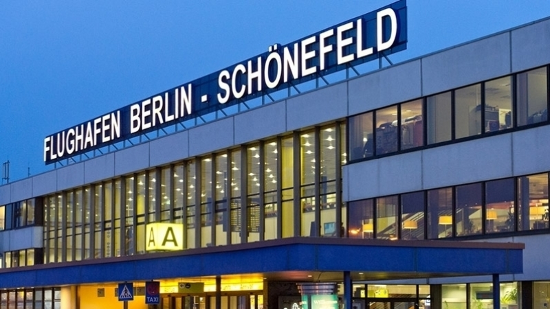 مطار برلين