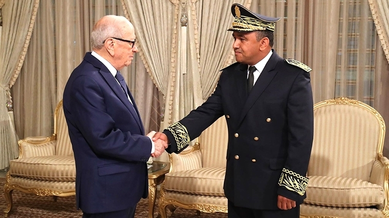 والي تطاوين- رئيس الجمهورية