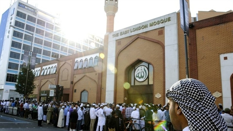 مسجد في لندن
