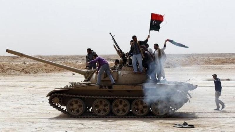 سلاح في ليبيا