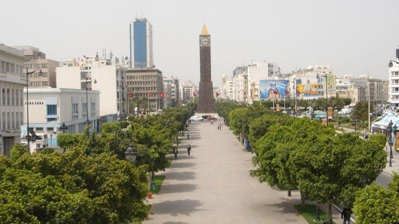 منع جولان السيارات بشارعي بورقيبة ومحمد الخامس