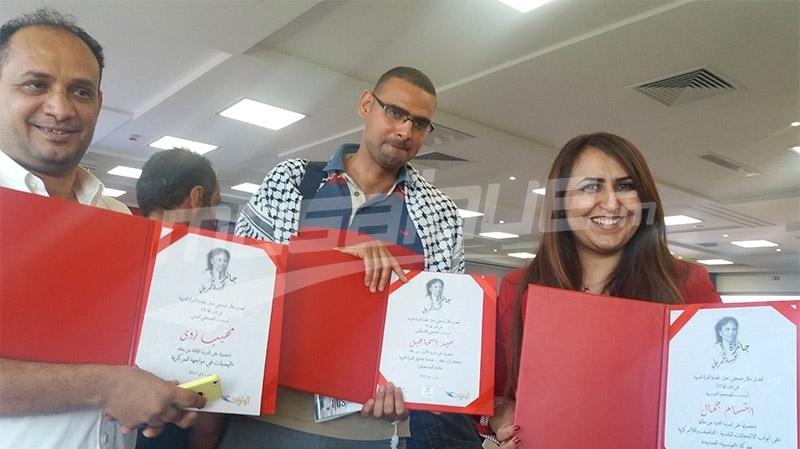 جوائز نجيبة الحمروني