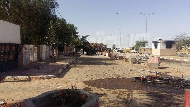 أعمال شغب الجنوب التونسي