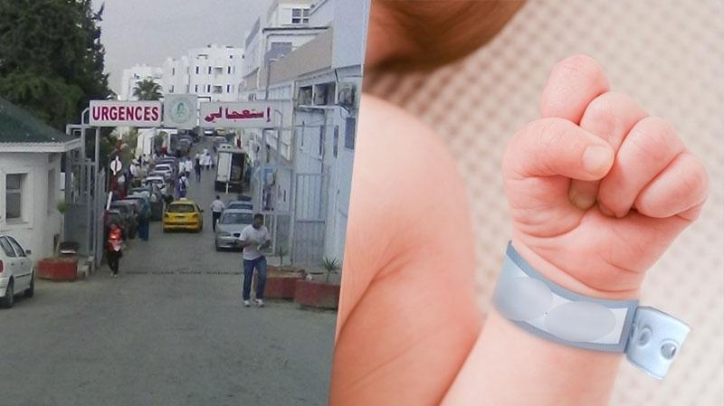 في مستشفى وسيلة بورقيبة: لخبطة تثير شكوك لسعد بشأن وفاة طفلته