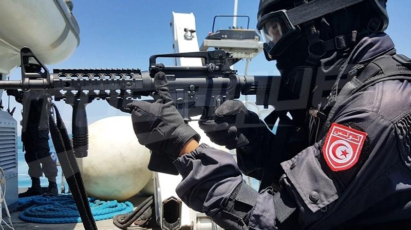 الفوج 52 للطلائع البحرية ..مراقبة مستمرة لحماية مياهنا الاقليمية..