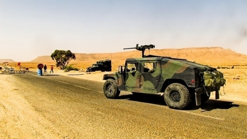 شريط حدودي-ليبيا