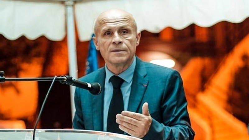 السفير الفرنسي بتونس