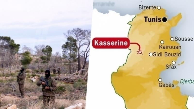 القصرين: أنباء عن مقتل ارهابي في كمين نفذته الوحدات الخاصة للحرس