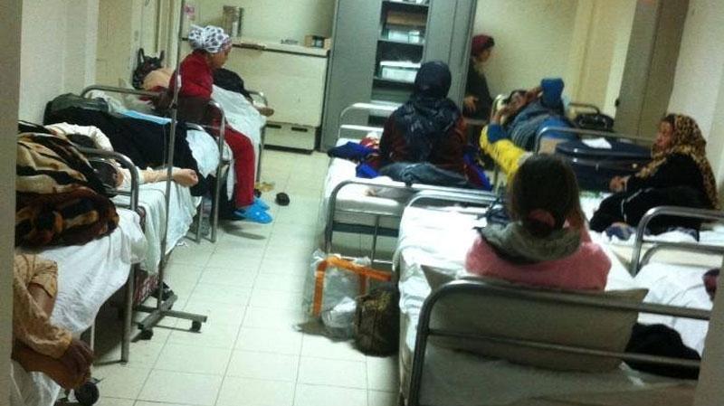 المستشفيات