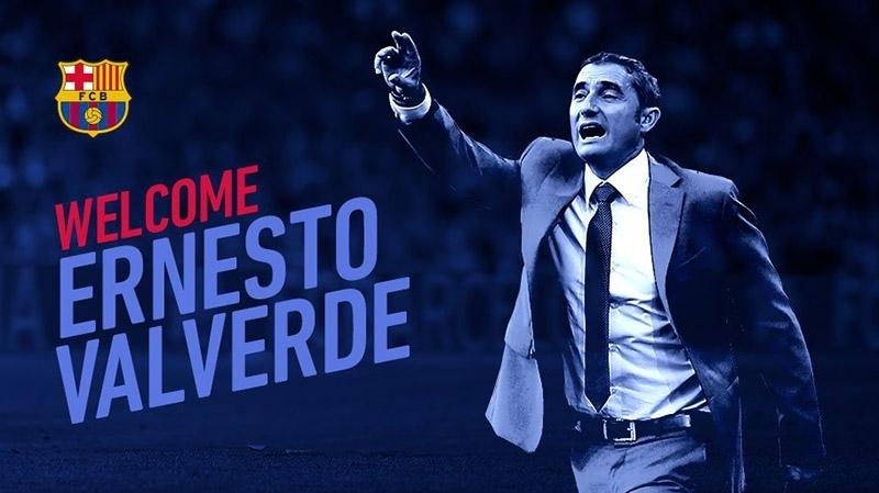 ارنستو فالفيردي مدرّبا جديدا لبرشلونة