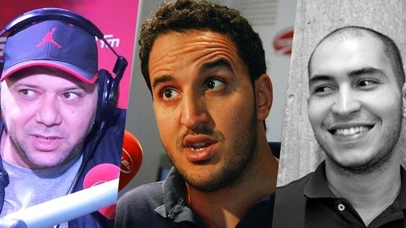 وليد التونسي-بيرم الكيلاني-عبد الحميد بوشناق