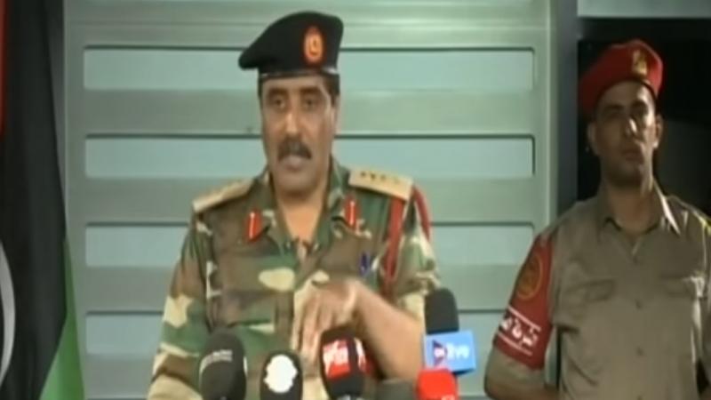 عقيد بالجيش الليبي: قطر أدخلت مليارات الدولارات إلى ليبيا عبر تونس