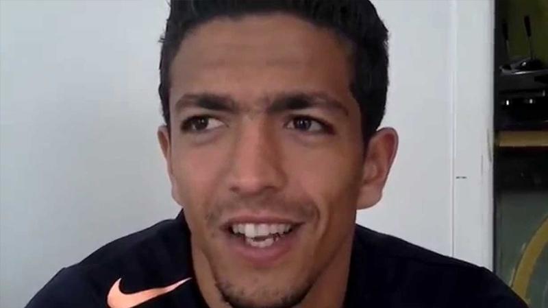 يوسف الفزاعي في الملعب التونسي