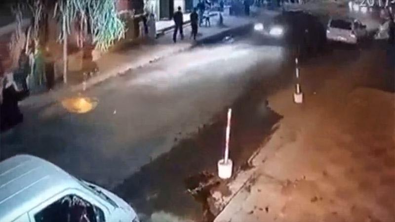 حادث الجزائر