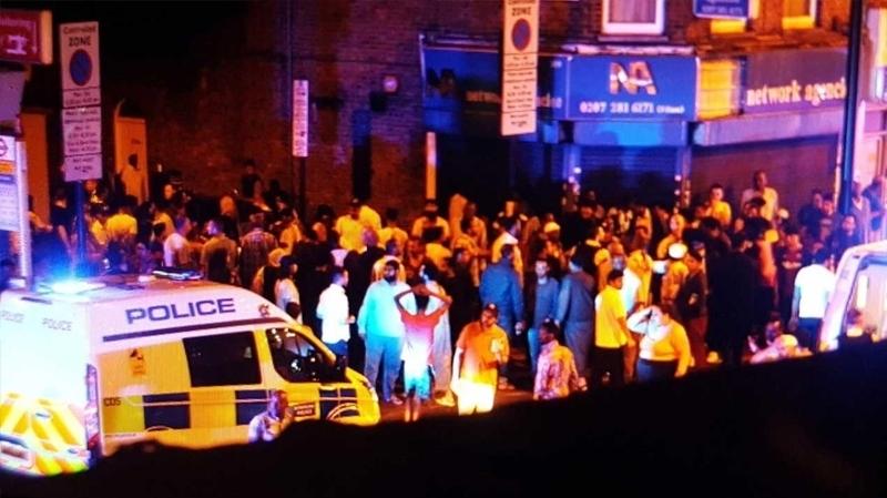 جزائريان من بين المصابين في حادثة الدهس أمام مسجد بلندن