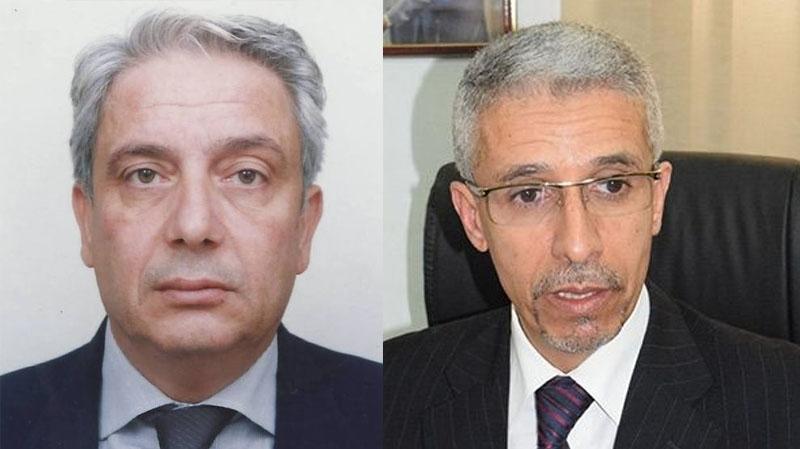 فوزي معاوية-عمر الولباني
