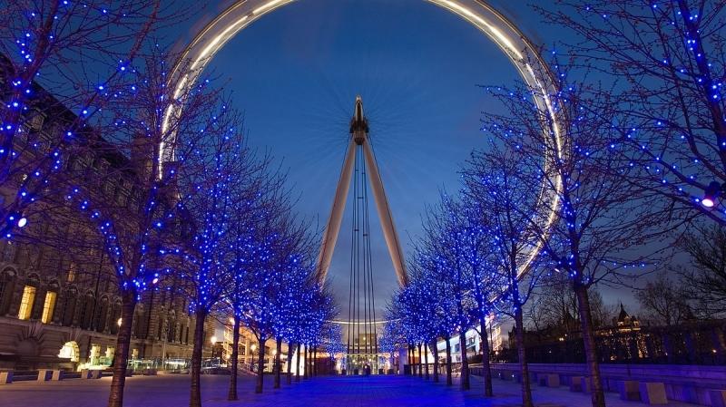 لندن اي