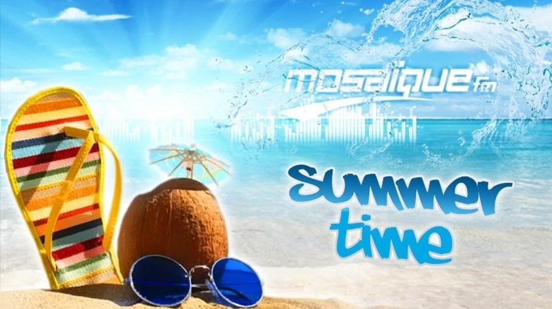 الصيف على موزاييك