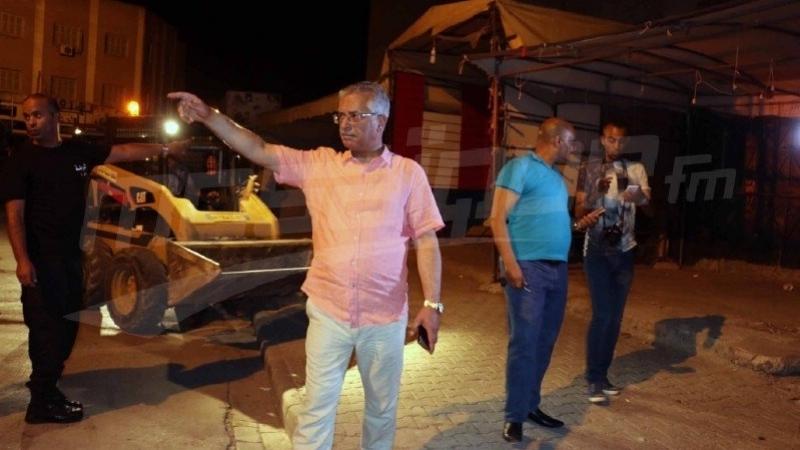 والي تونس يعلن تخصيص أماكن لحوالي 700 بائع متجول في 5 فضاءات بالعاصمة