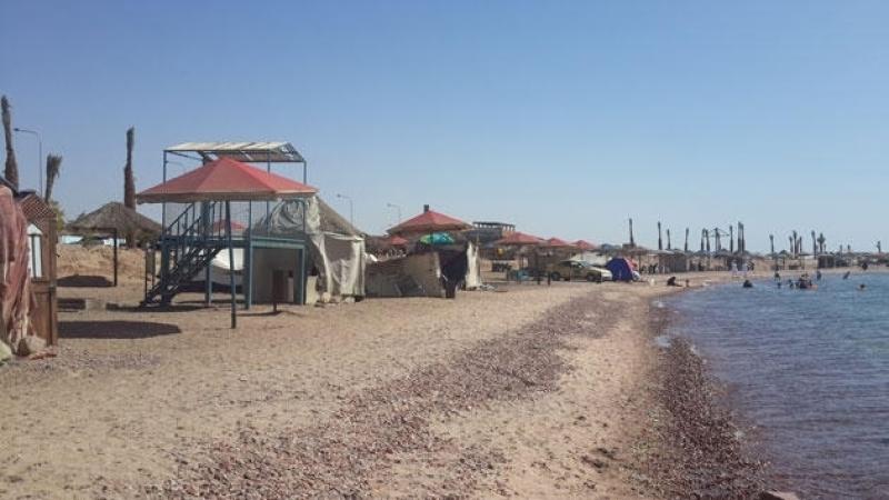 المهدية، خيام عشوائية، شواطئ، رجيش