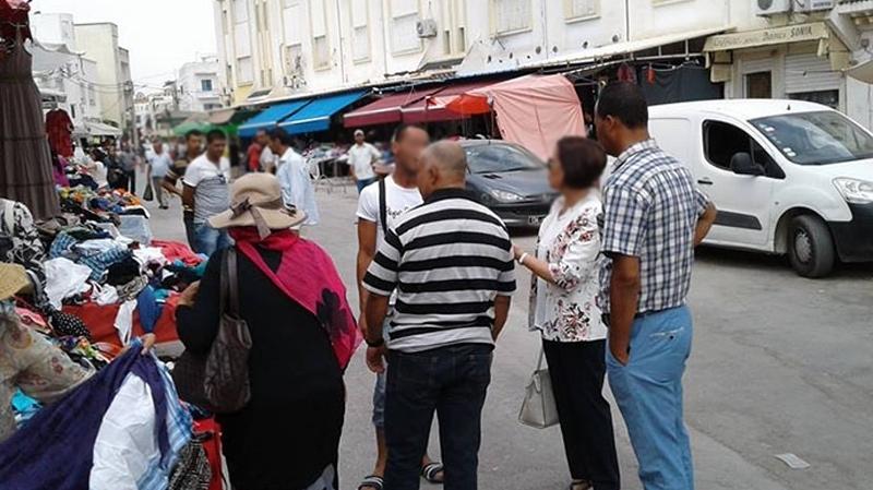 أريانة: حملة ضد الإنتصاب الفوضوي