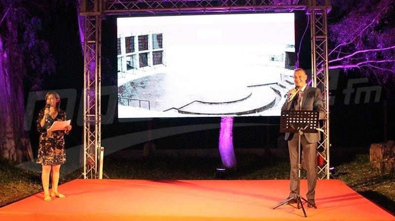 البرنامج الرسمي لمهرجان الحمامات الدولي في دورته الـ 53