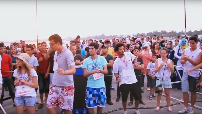 الحمامات عاصمة الشباب المتوسّطي