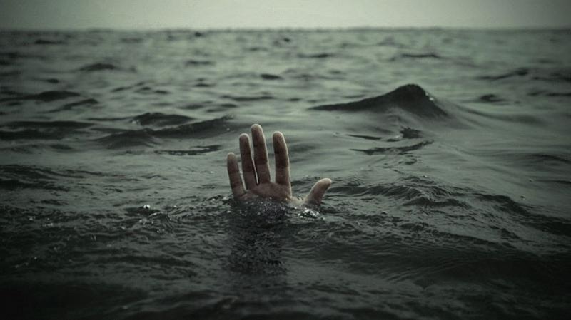 غرق شاب