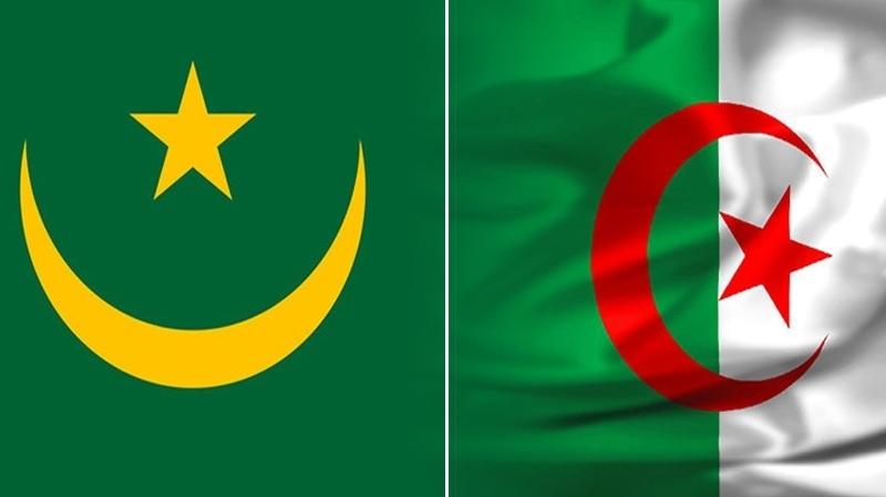الحدود الجزائرية الموريتانية
