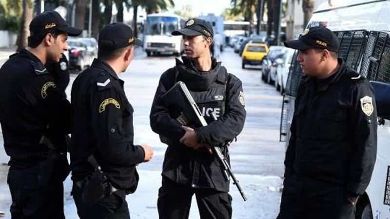 مشروع قانون زجر الاعتداء على الأمنيين